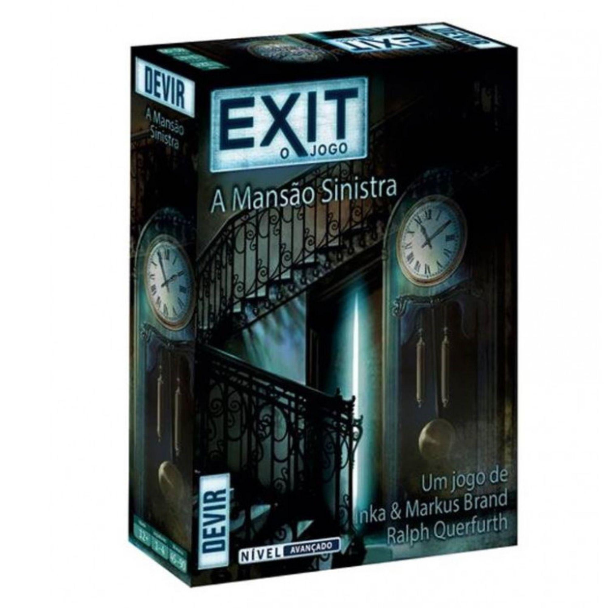Exit, A Mansão Sinistra