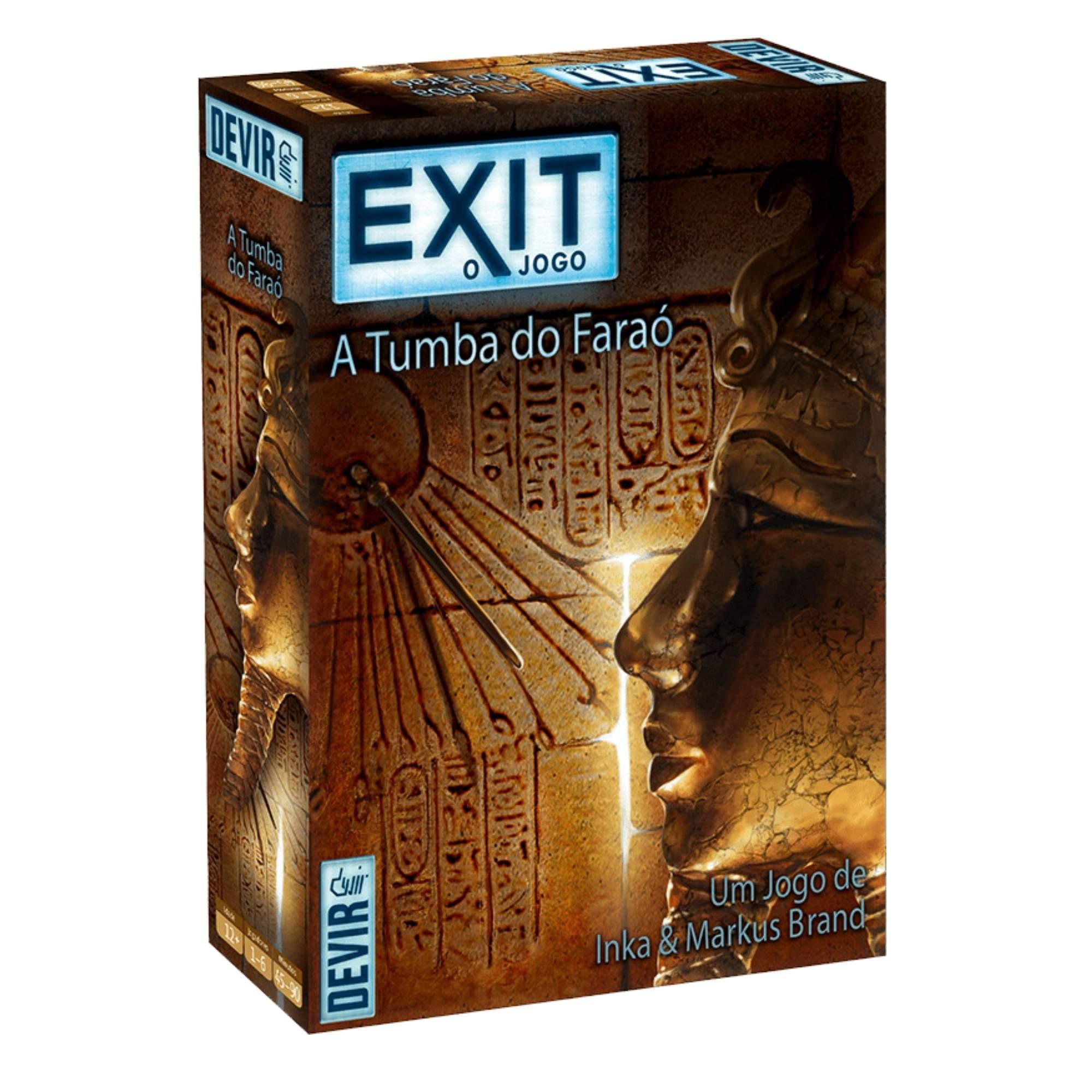 Exit, A Tumba do Faraó