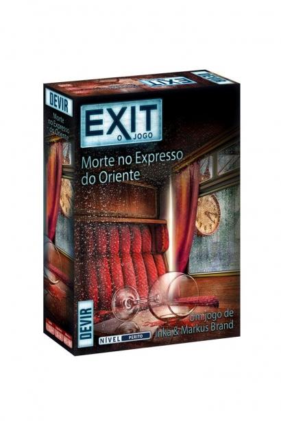 Exit, Morte no Expresso do Oriente
