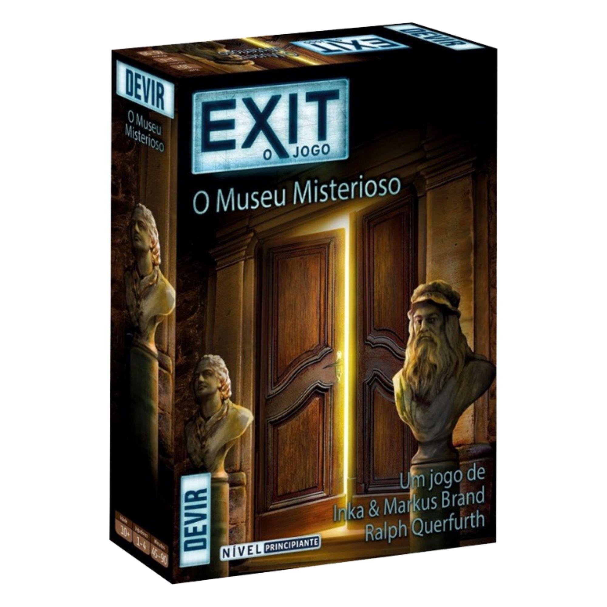 Exit, O Museu Misterioso