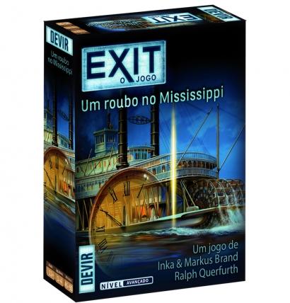 Exit, Um Roubo no Mississippi