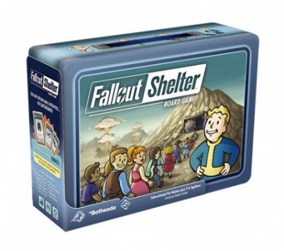 Fallout Shelter Board Game