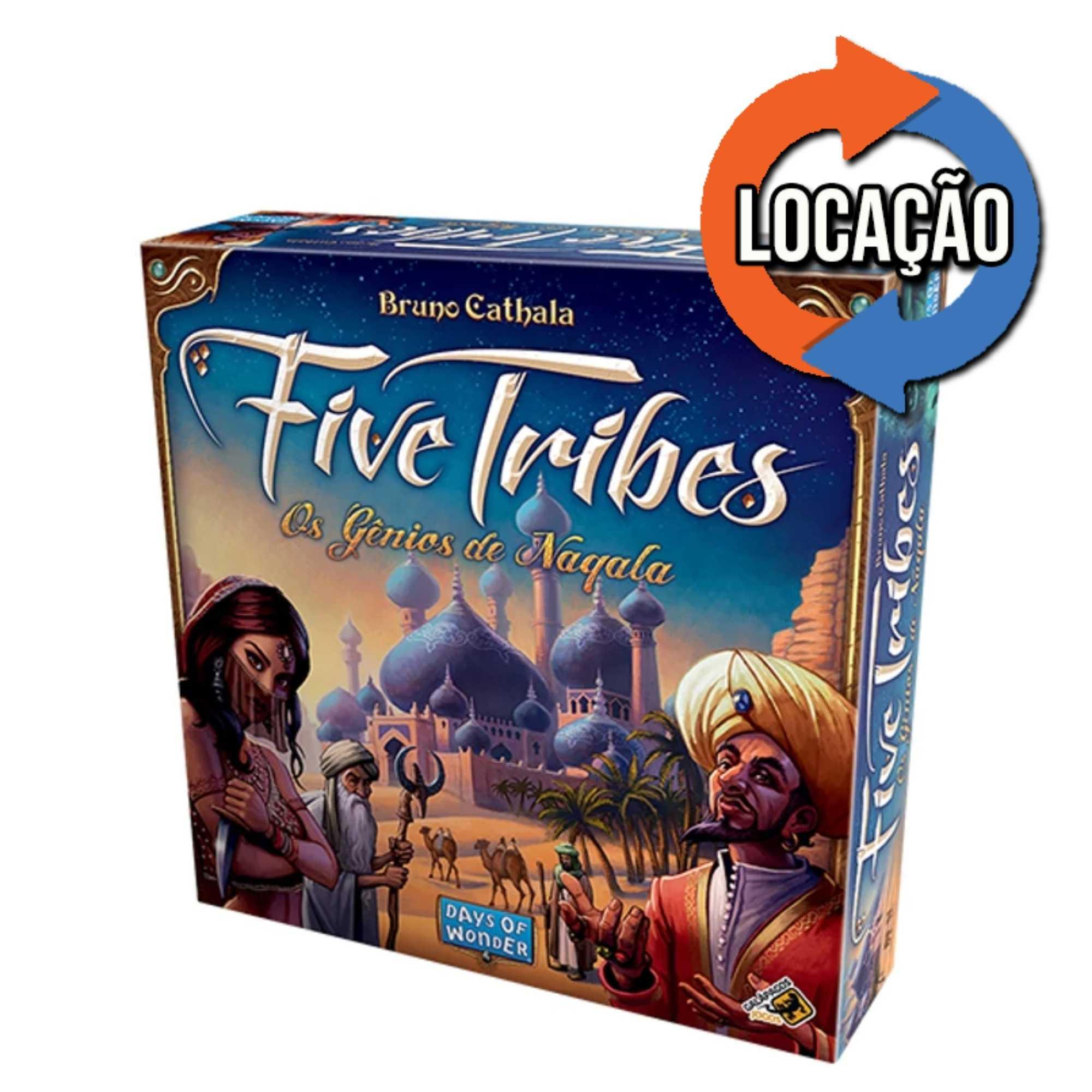 Five Tribes (Locação)