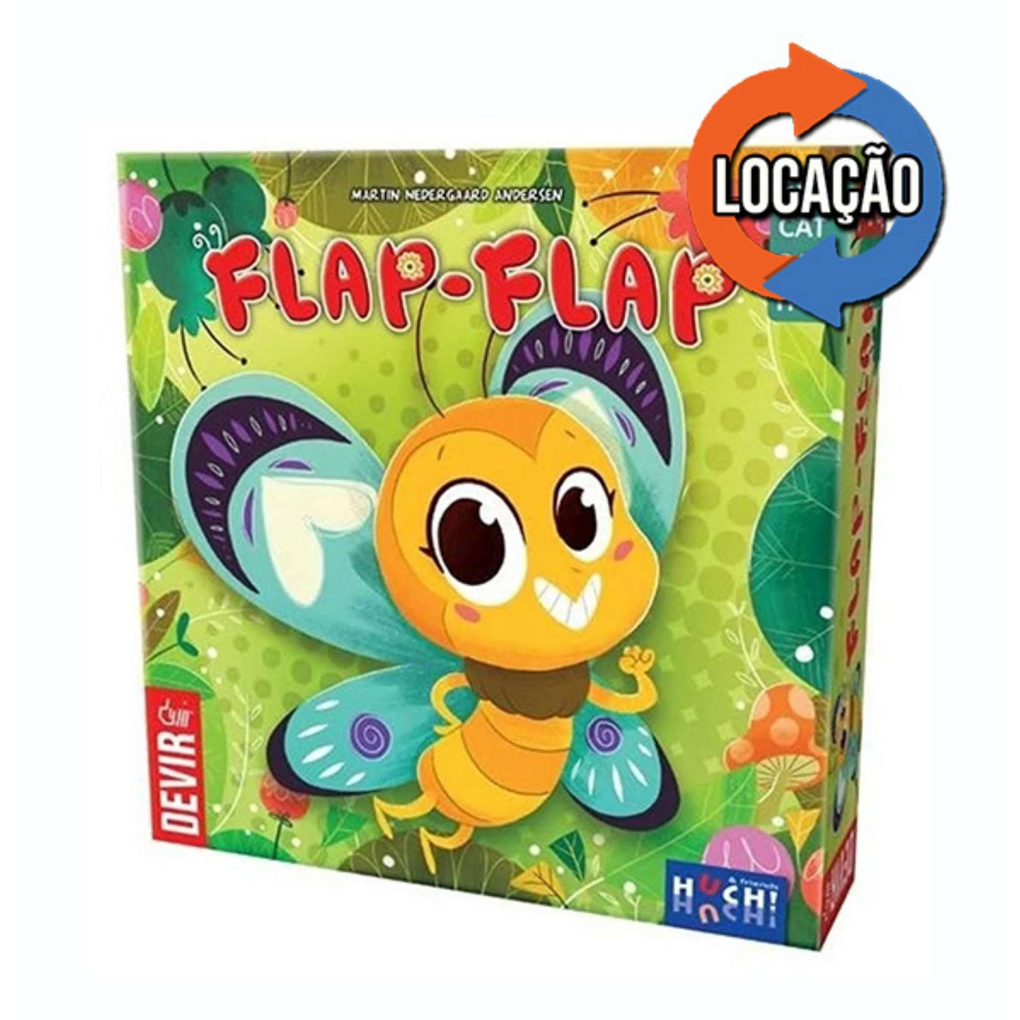 Flap-Flap (Locação)