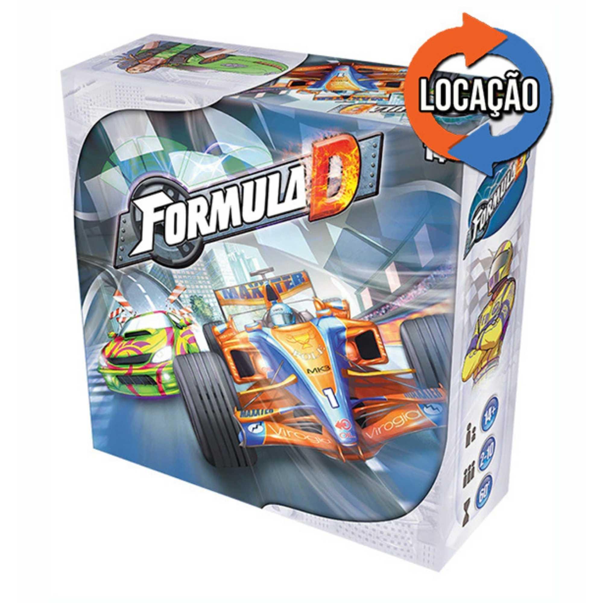 Fórmula D (Locação)