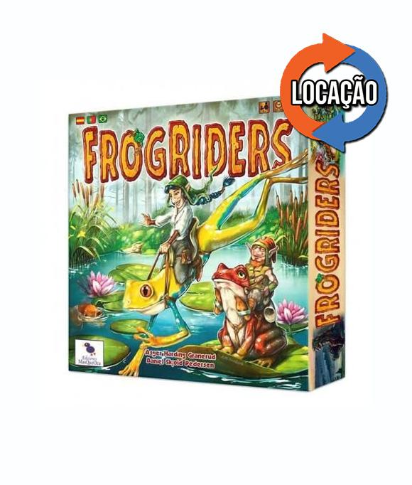Frogriders (Locação)