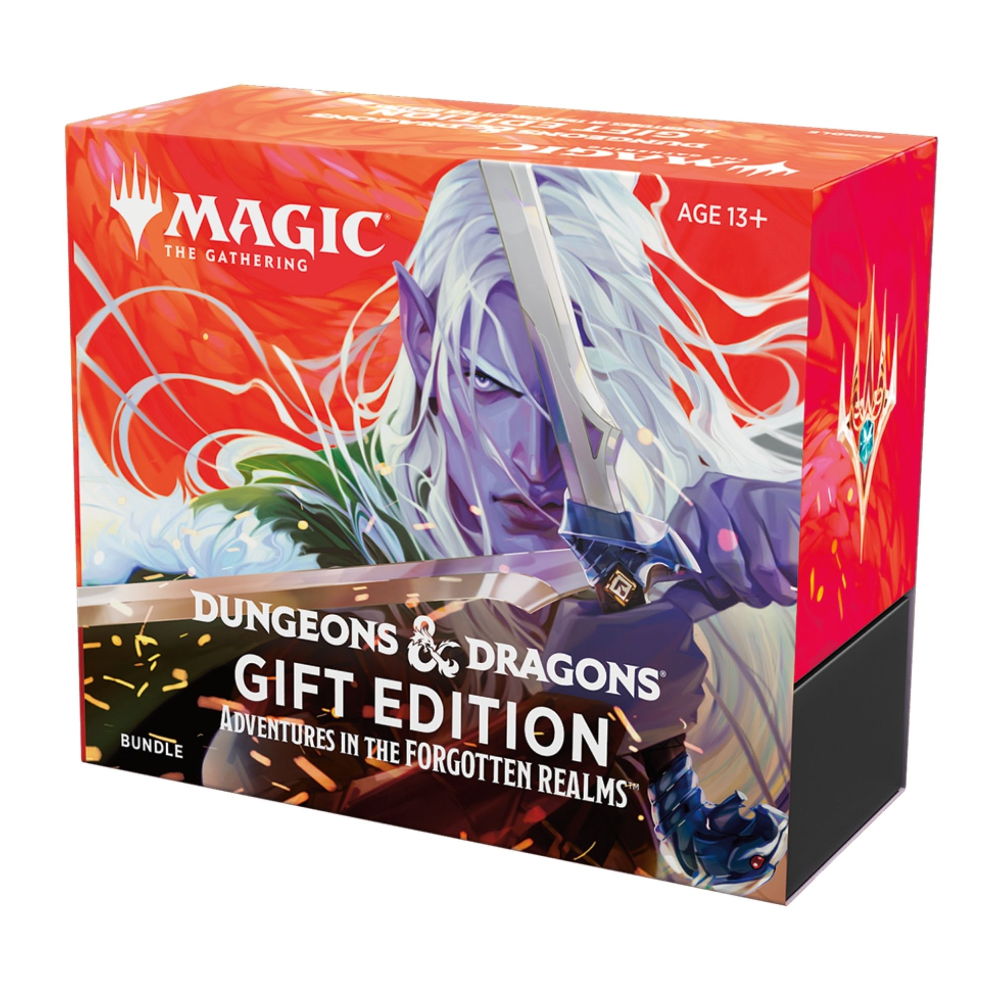 Gift Edition Adventures in the Forgotten Realms (Inglês)