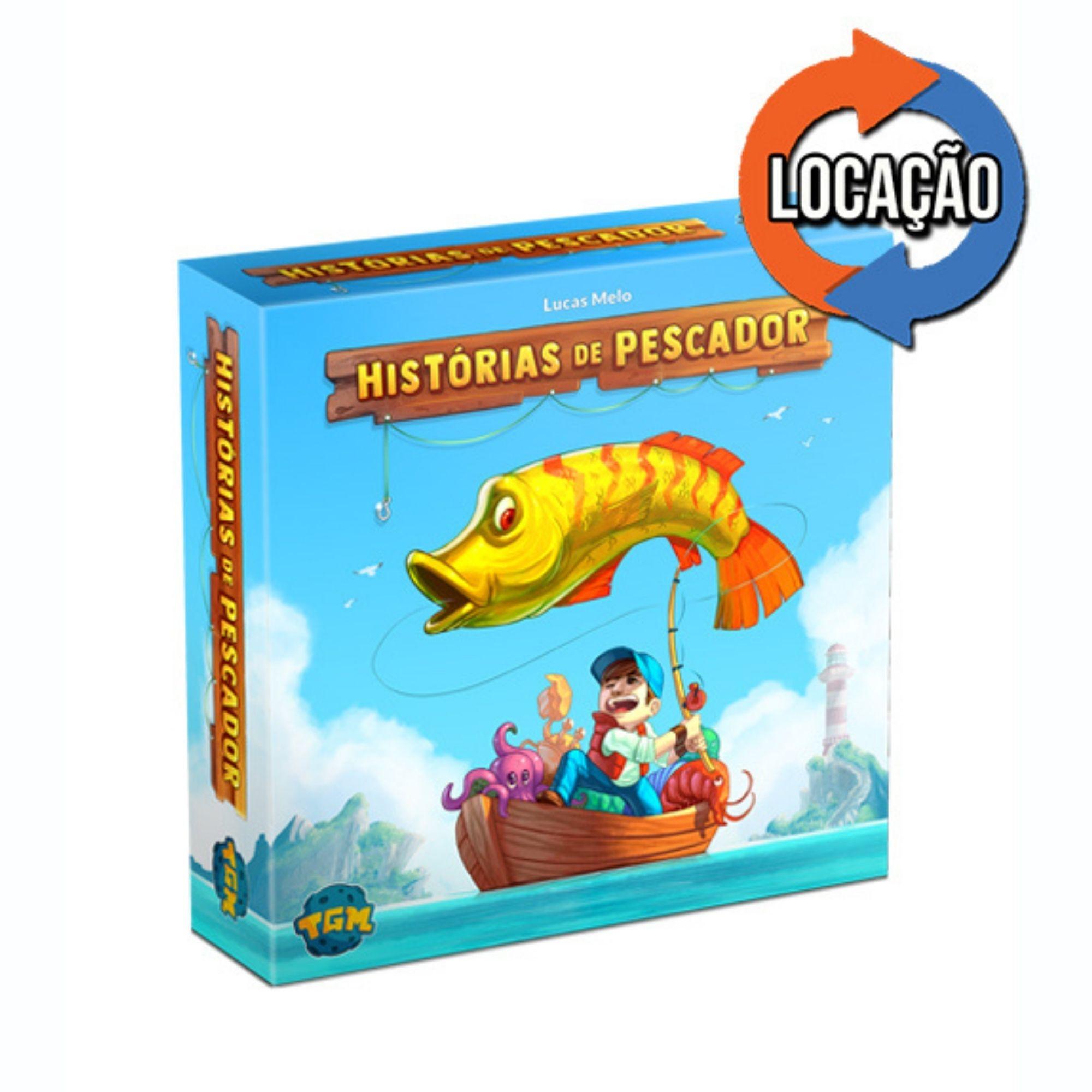 Historias de Pescador (Locação)