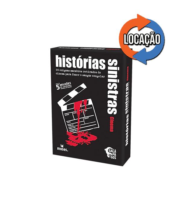 Histórias Sinistras: Cinema (Black Stories: Cinema) (Locação)