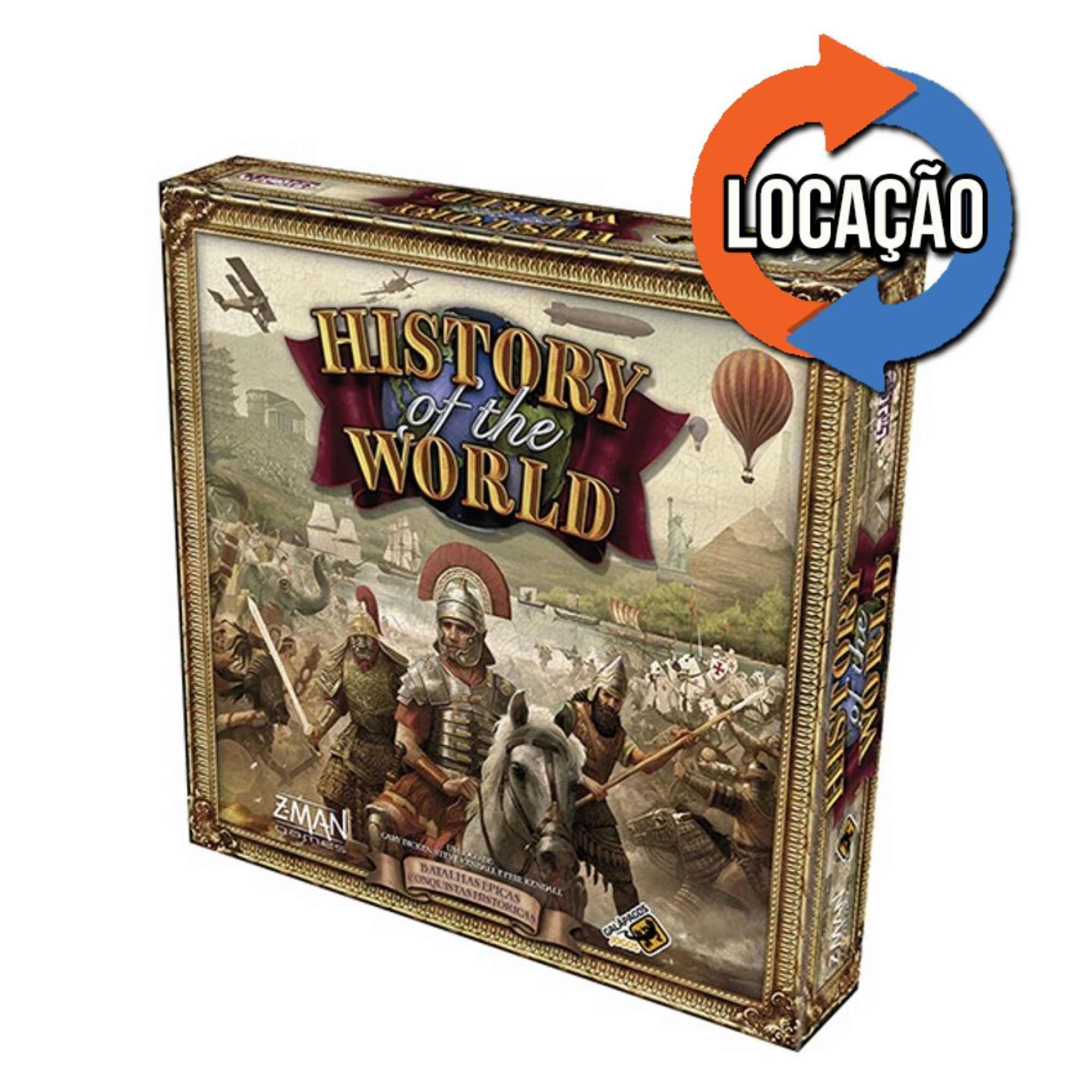 History of the World (Locação)