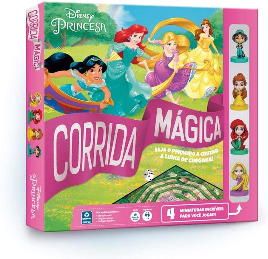 Jogo Corrida Mágica das Princesas
