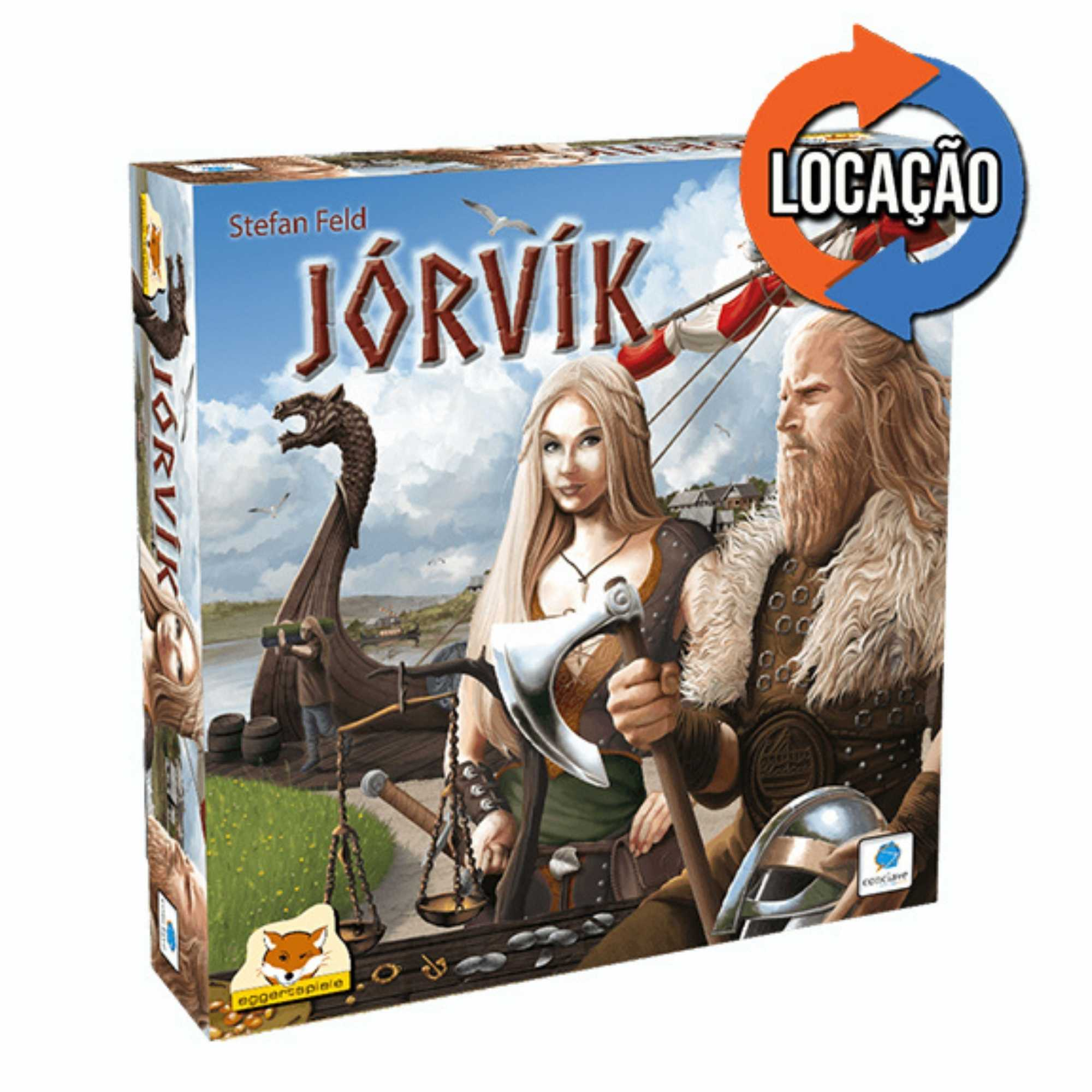 Jórvik (Locação)
