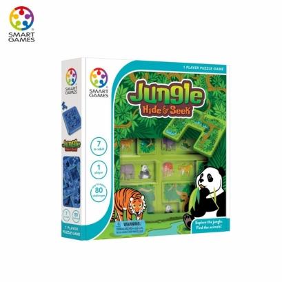 Jungle Hide & Seek - Smartgames