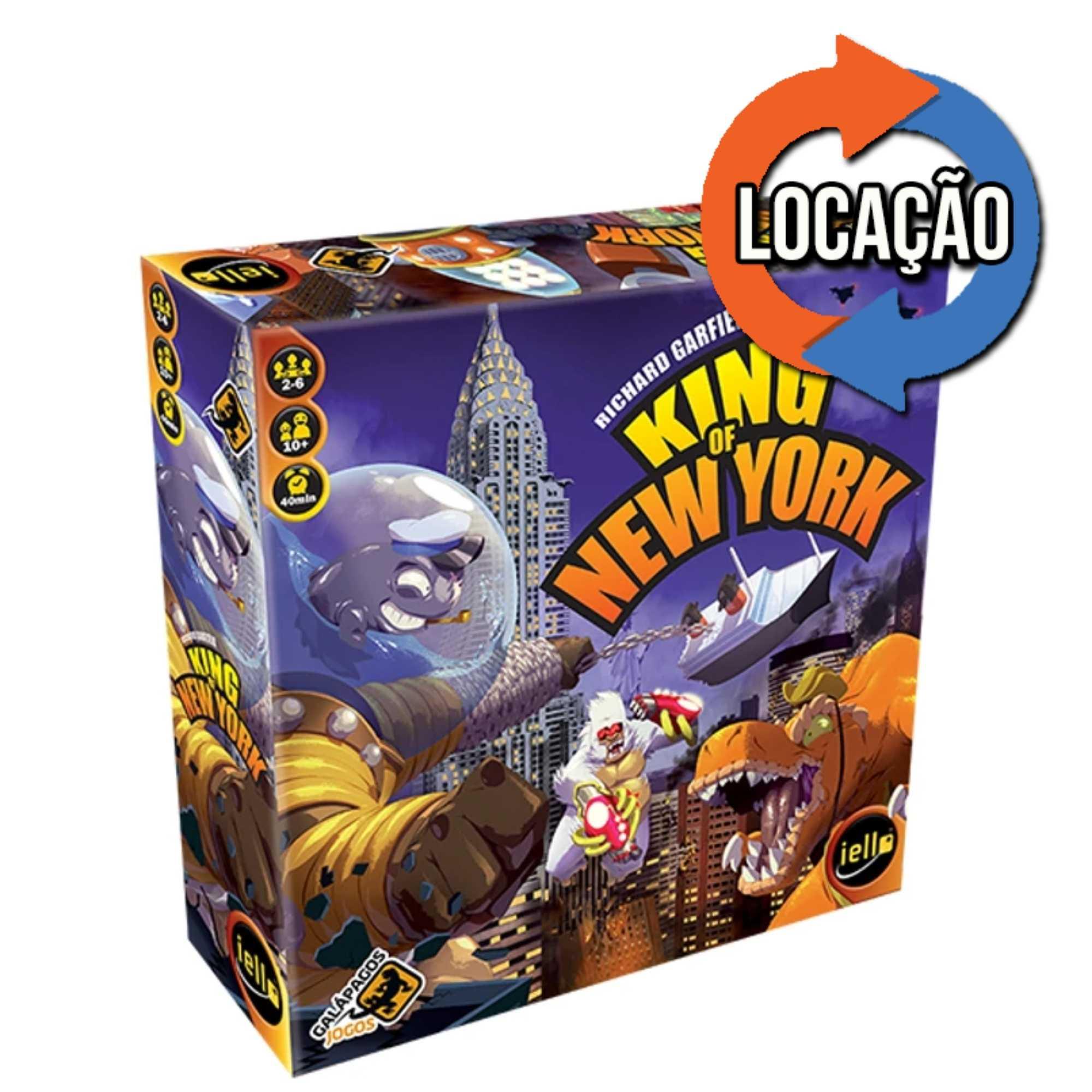 King of New York (Locação)