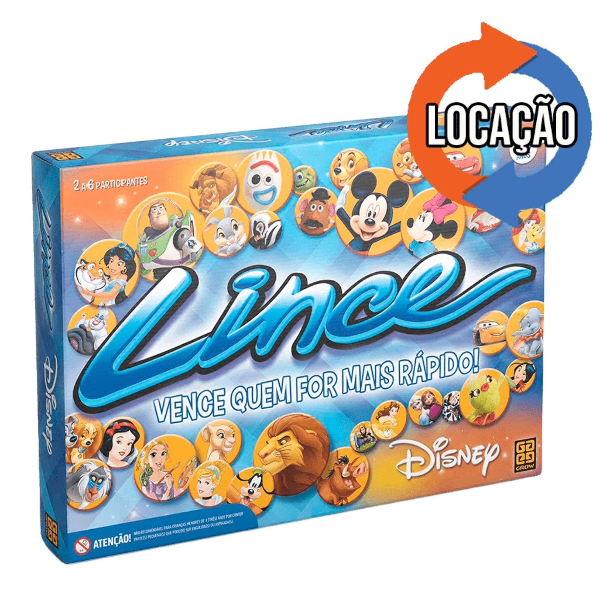 Lince Disney (Locação)