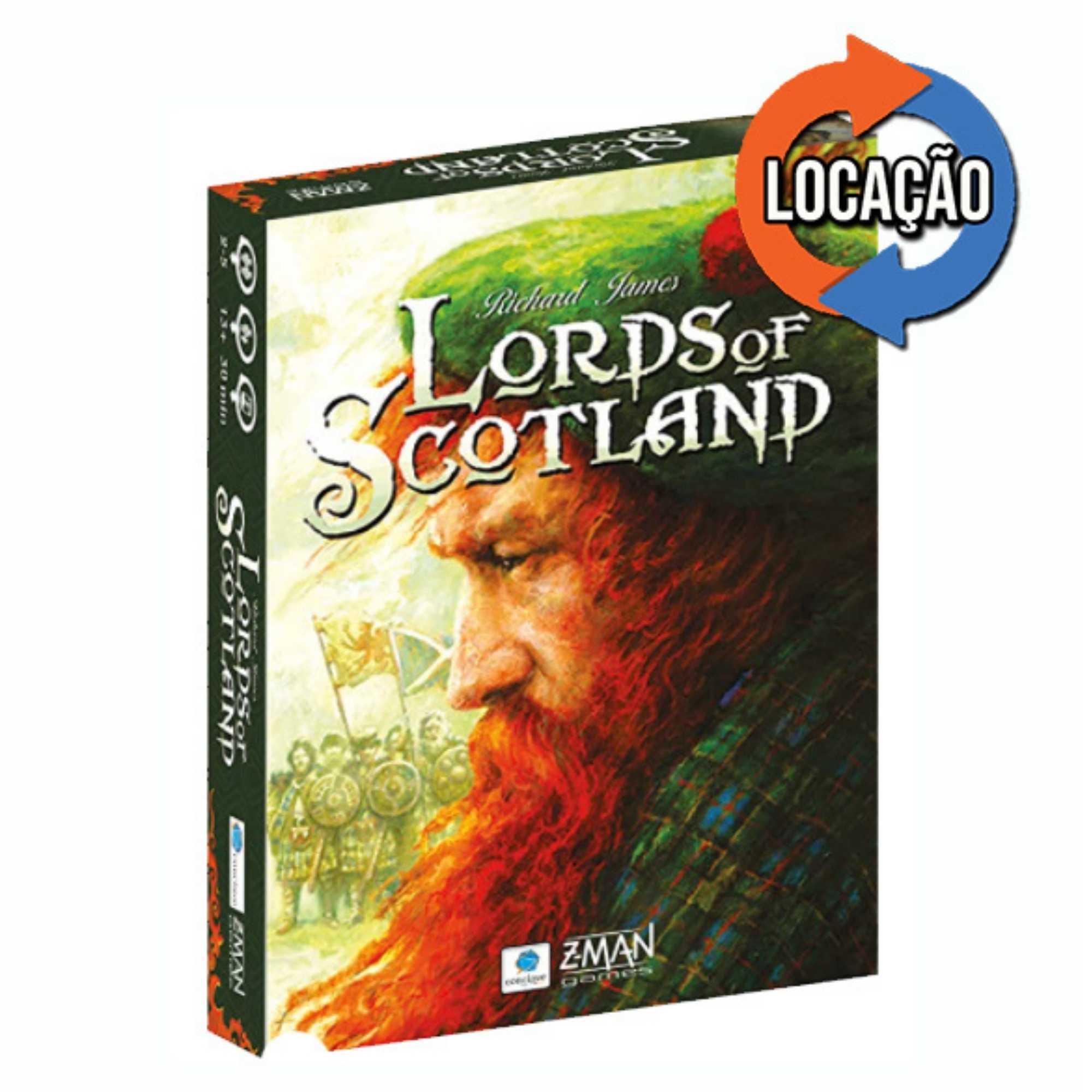 Lords of Scotland (Locação)