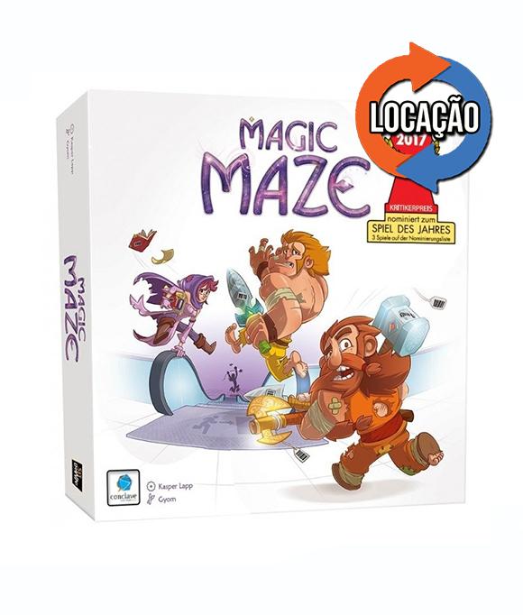 Magic Maze (Locação)