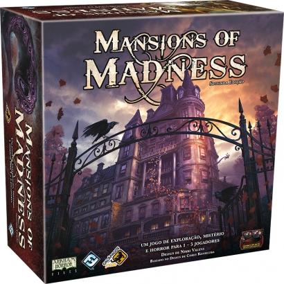 Mansions of Madness - 2ª Edição