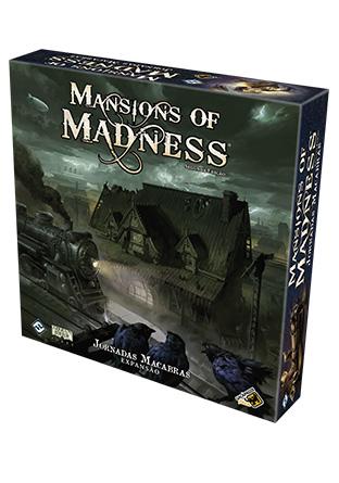 Mansions of Madness: Jornadas Macabras - Expansão