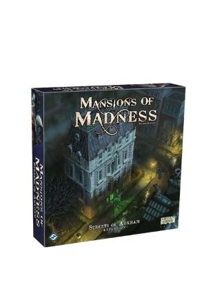 Mansions of Madness: Ruas de Arkham - Expansão
