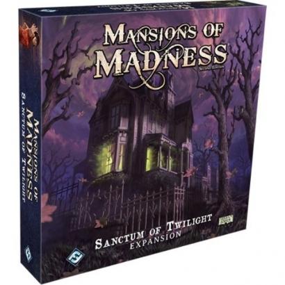 Mansions of Madness: Santuário do Crepúsculo - Expansão