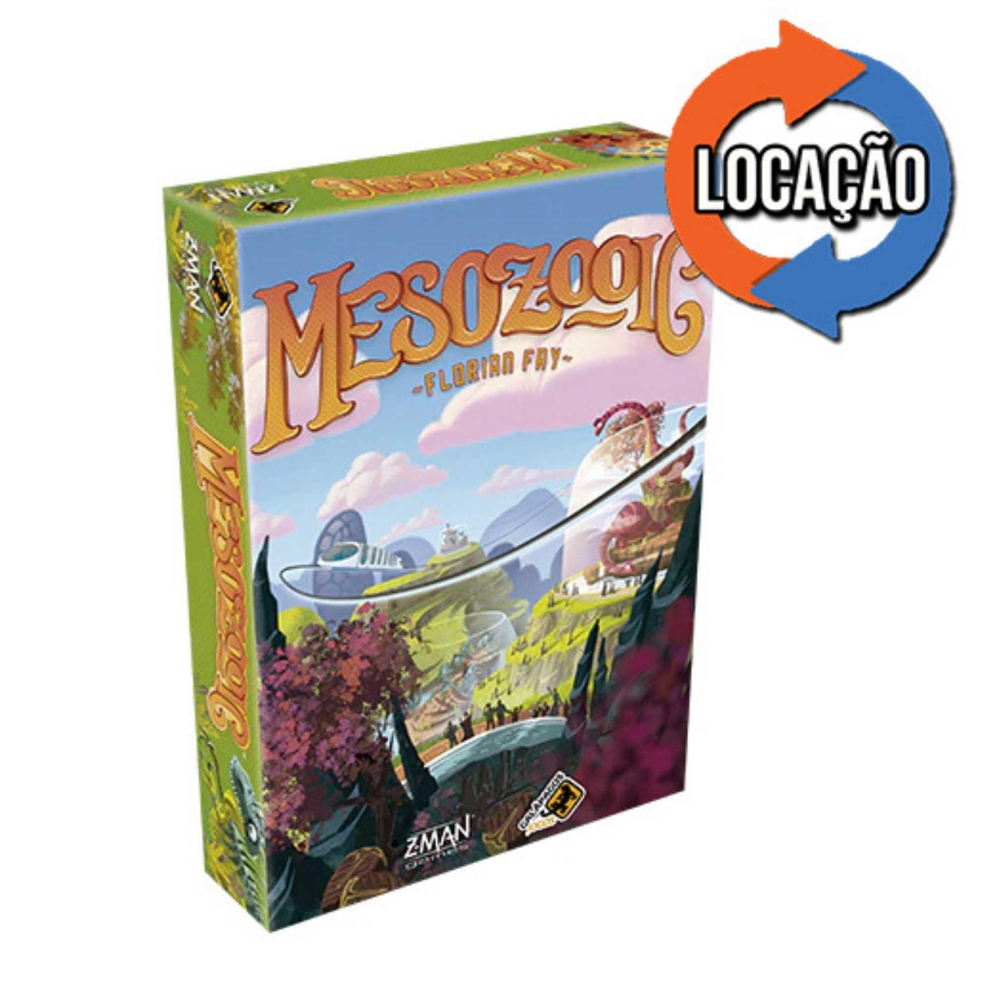 Mesozooic (Locação)