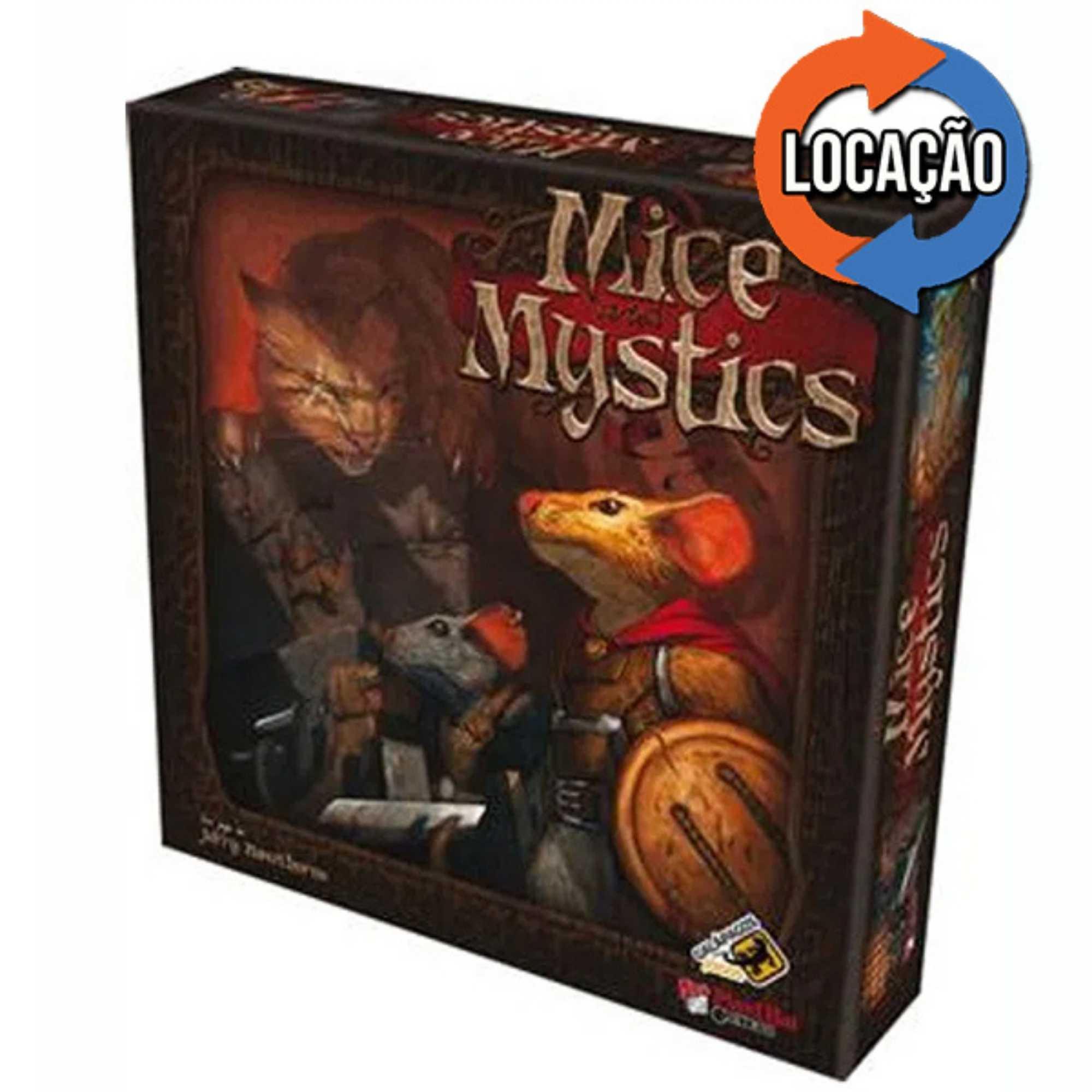 Mice and Mystics (Locação)