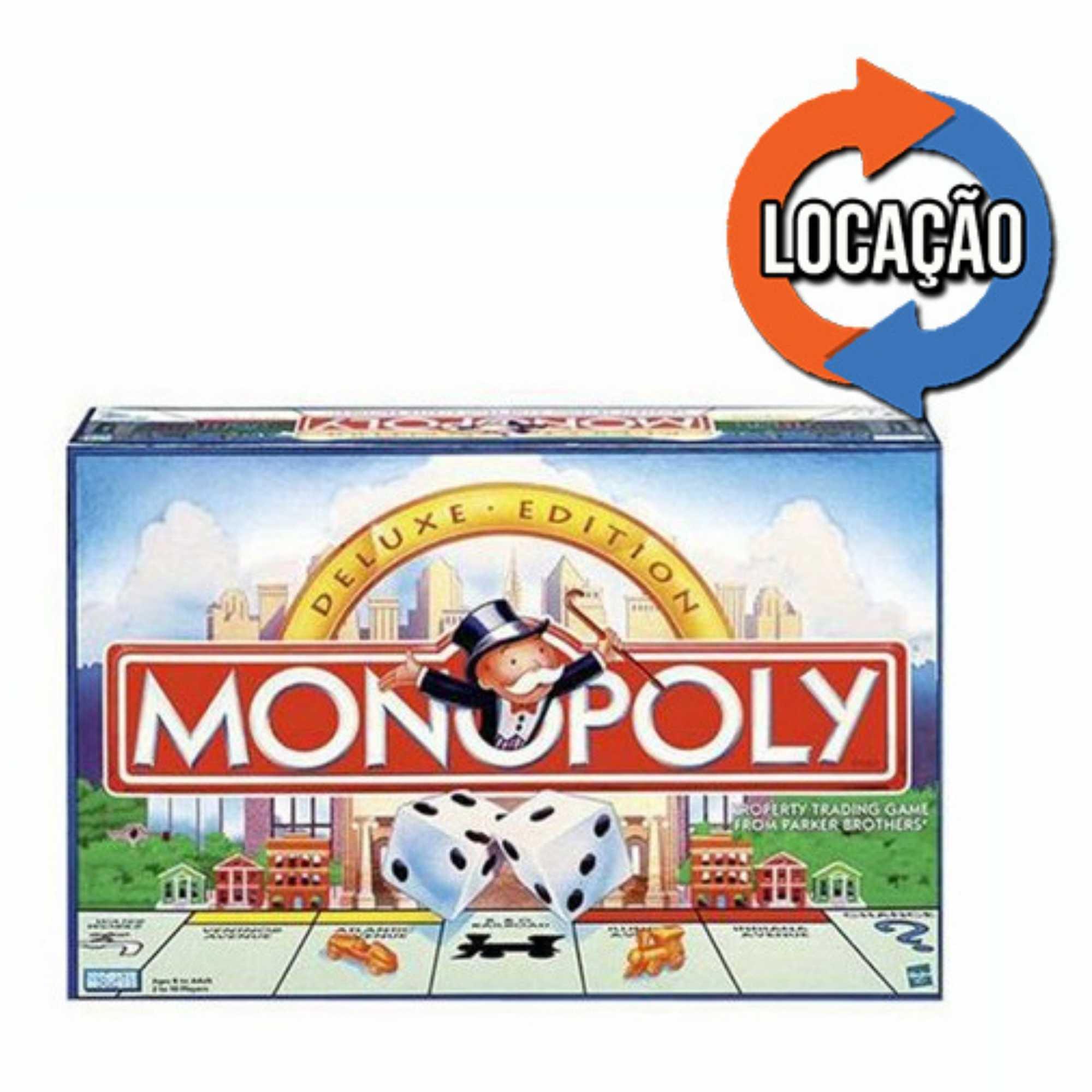 Monopoly Deluxe Edition (Locação)