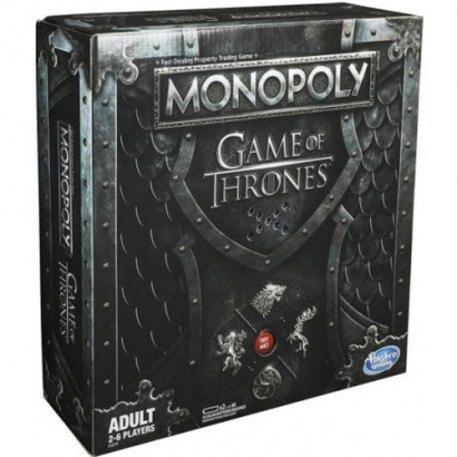 Monopoly Game of Thrones (Inglês)