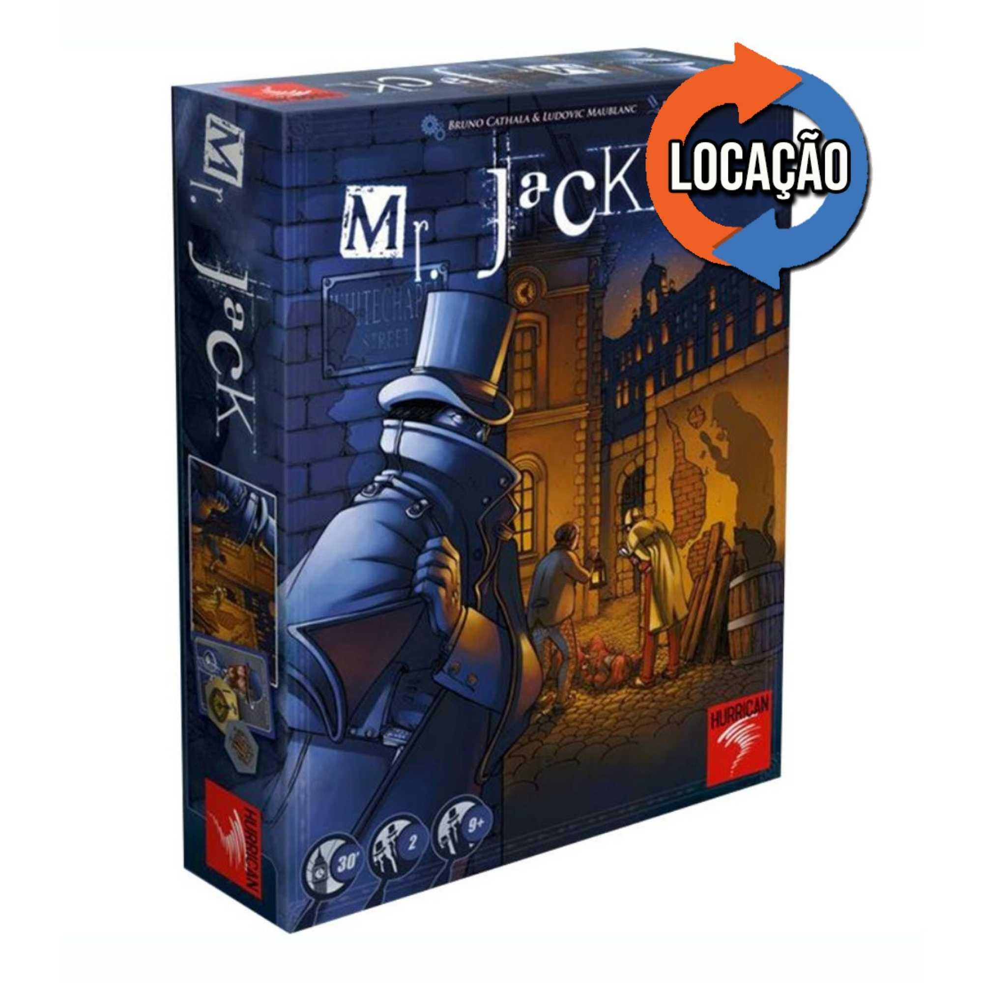 Mr. Jack (Locação)
