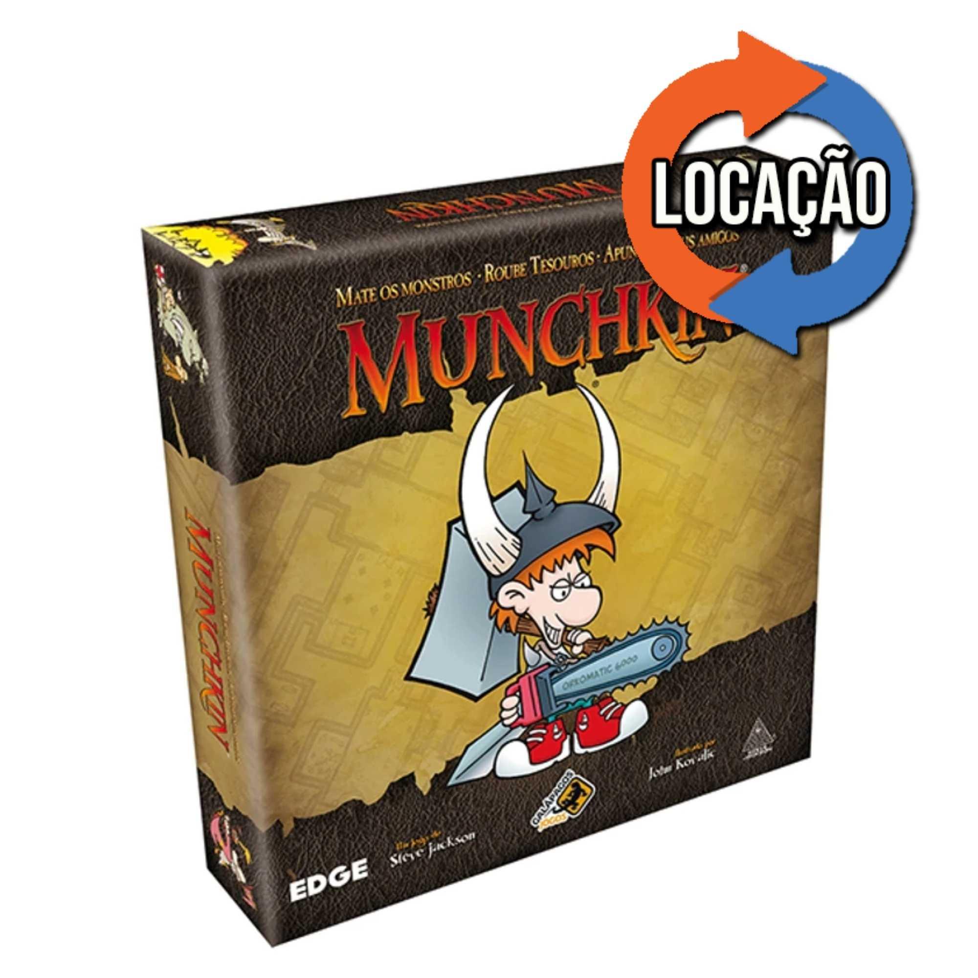 Munchkin (Locação)
