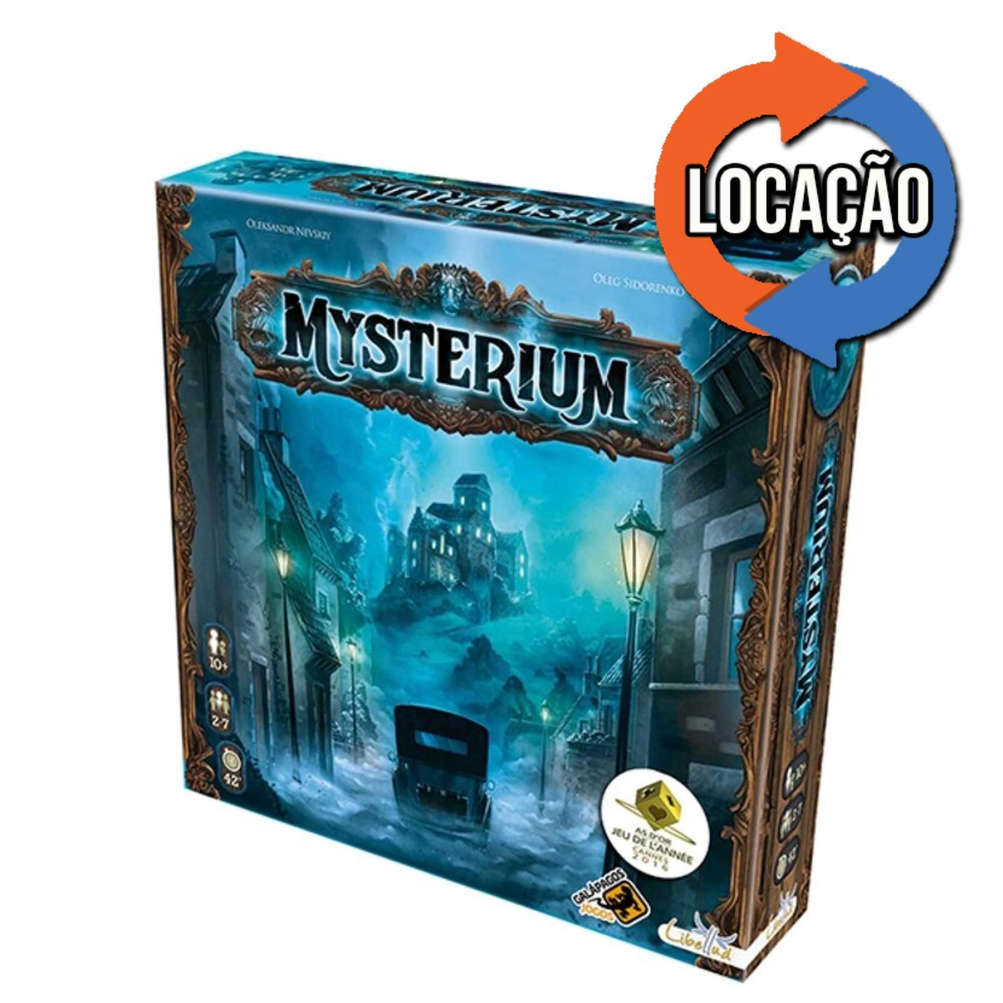 Mysterium (Locação)