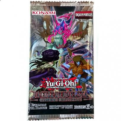 Pacote de Duelista - Guardiões Dimensionais - Booster Avulso - Yu-Gi-Oh!