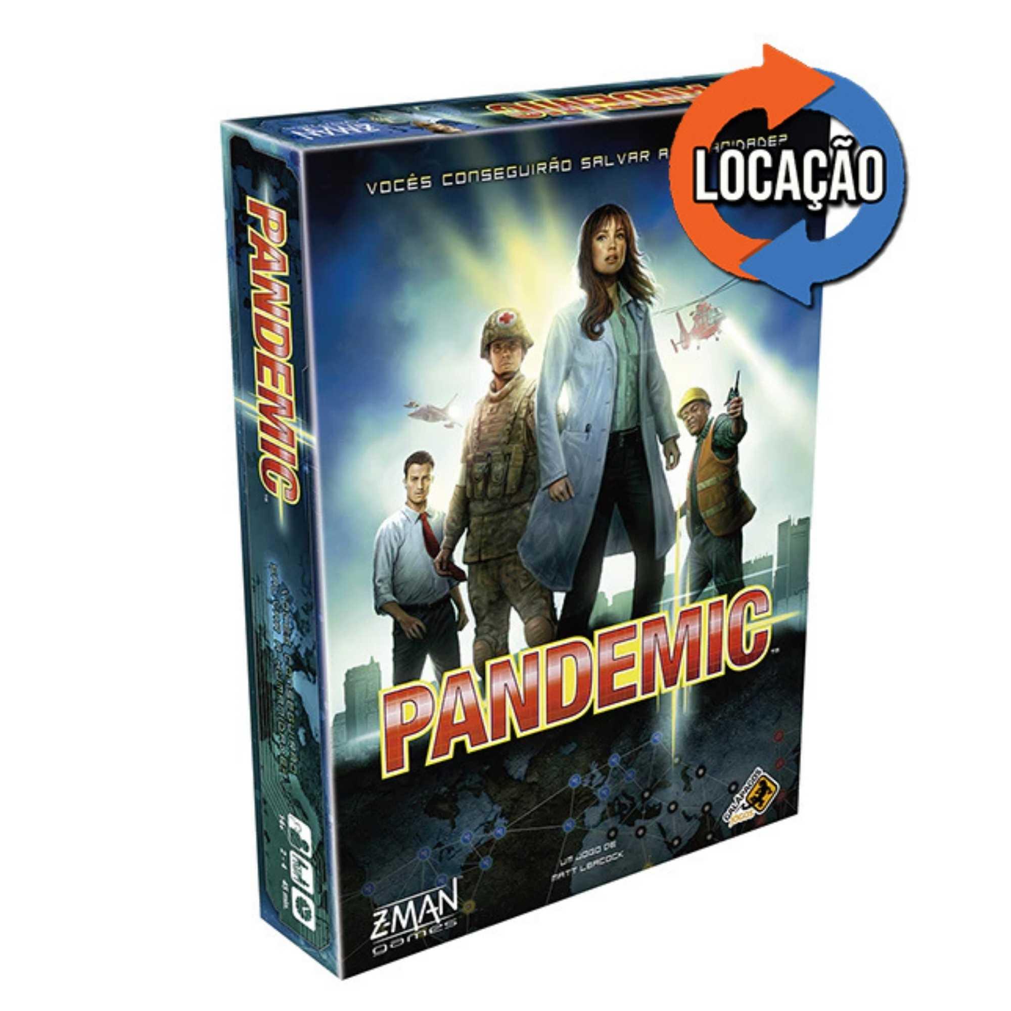 Pandemic (Locação)
