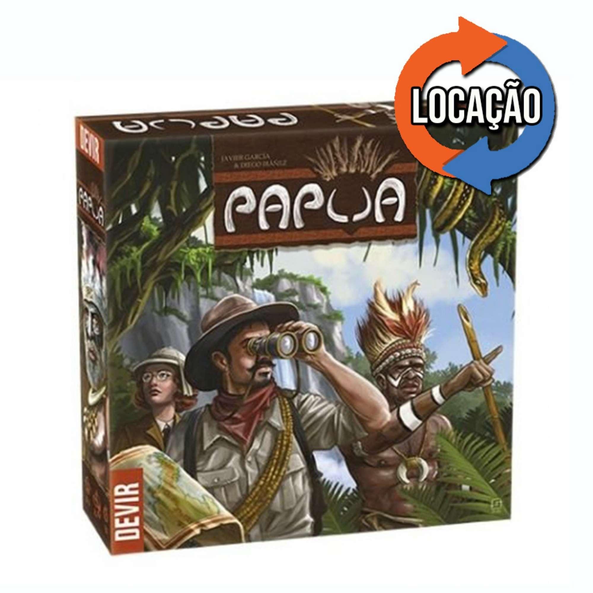 Papua (Locação)