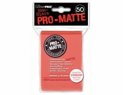Pro-Matte Pessego - 50 unid - Shield Protetor - Ultra Pro