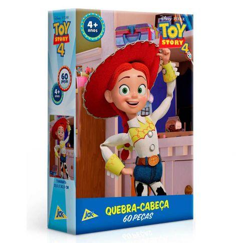 Quebra-Cabeça Jessie Toy Story 60 peças - Jak