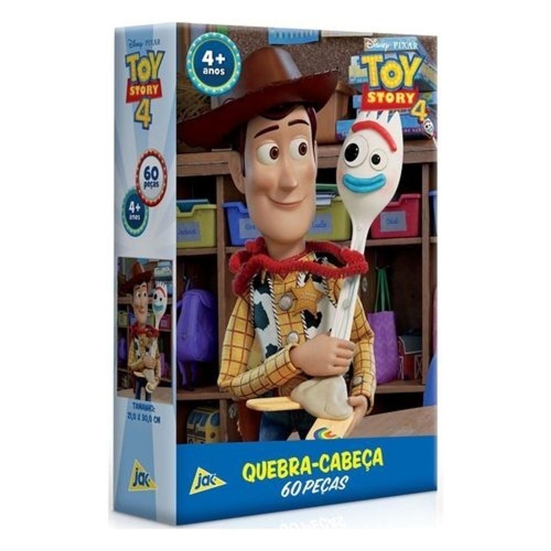 Quebra-Cabeça Woody Toy Story 60 peças - Jak