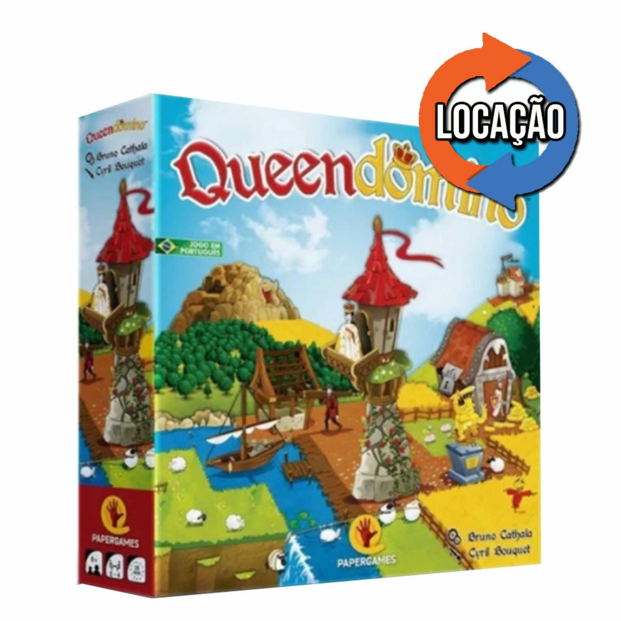 Queendomino (Locação)
