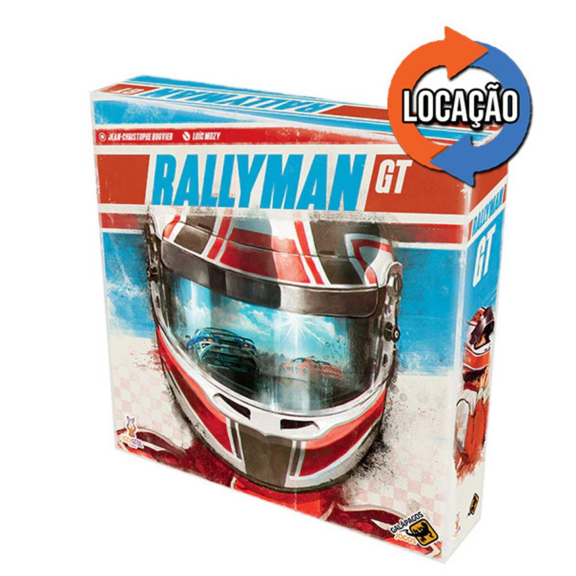 Rallyman GT (Locação)