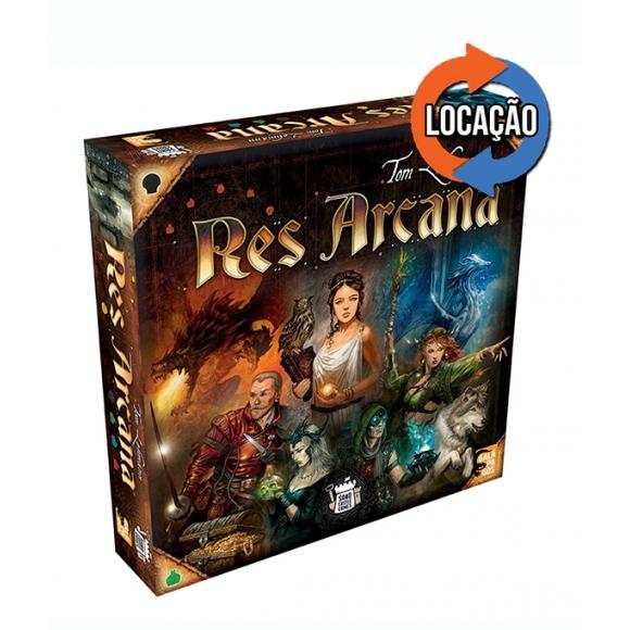 Res Arcana (Locação)