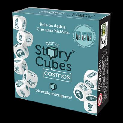 Rory's Story Cubes Cosmos - Diversão Inteligente