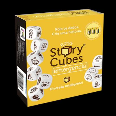 Rory's Story Cubes Emergência - Diversão Inteligente