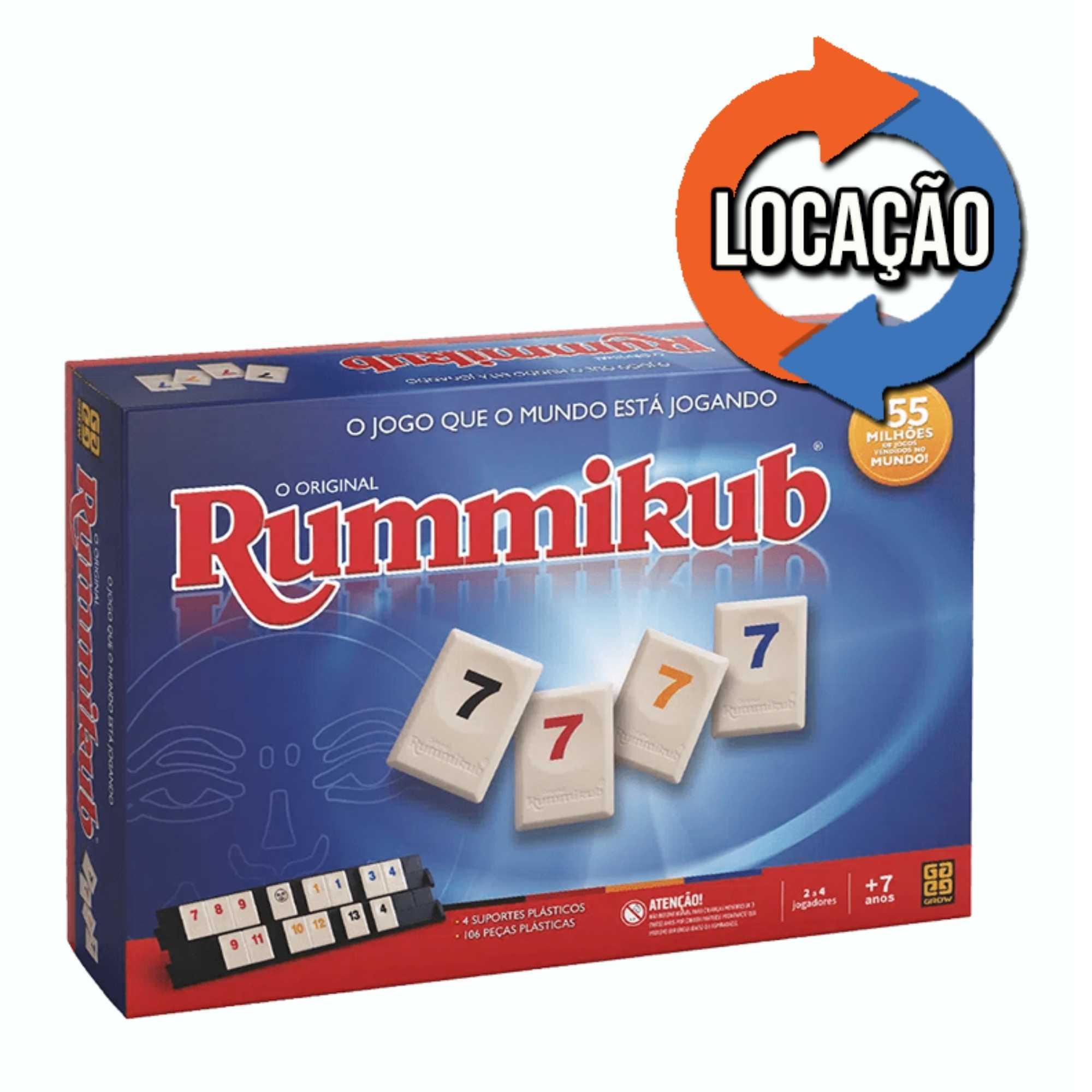 Rummikub (Locação)
