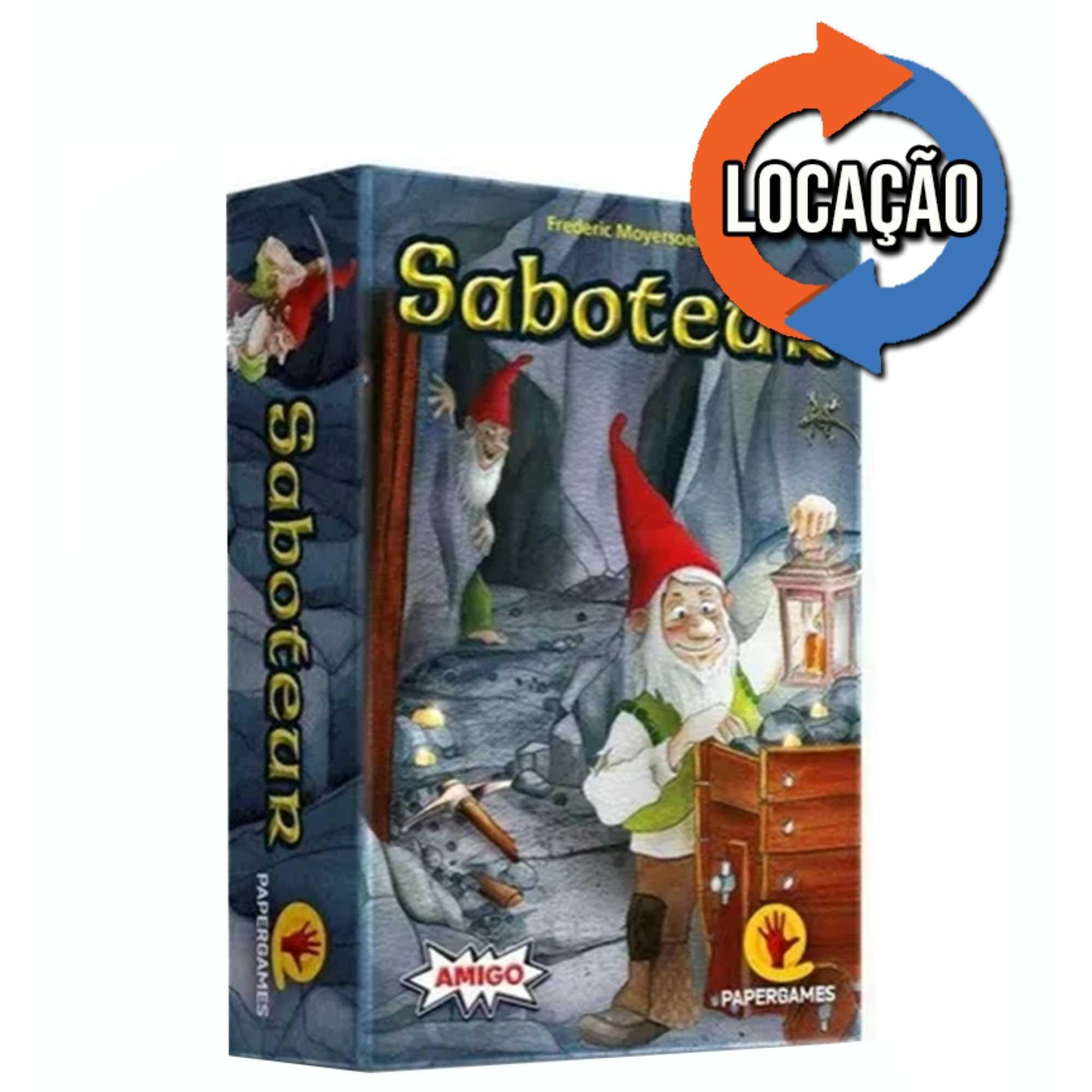 Saboteur (Locação)