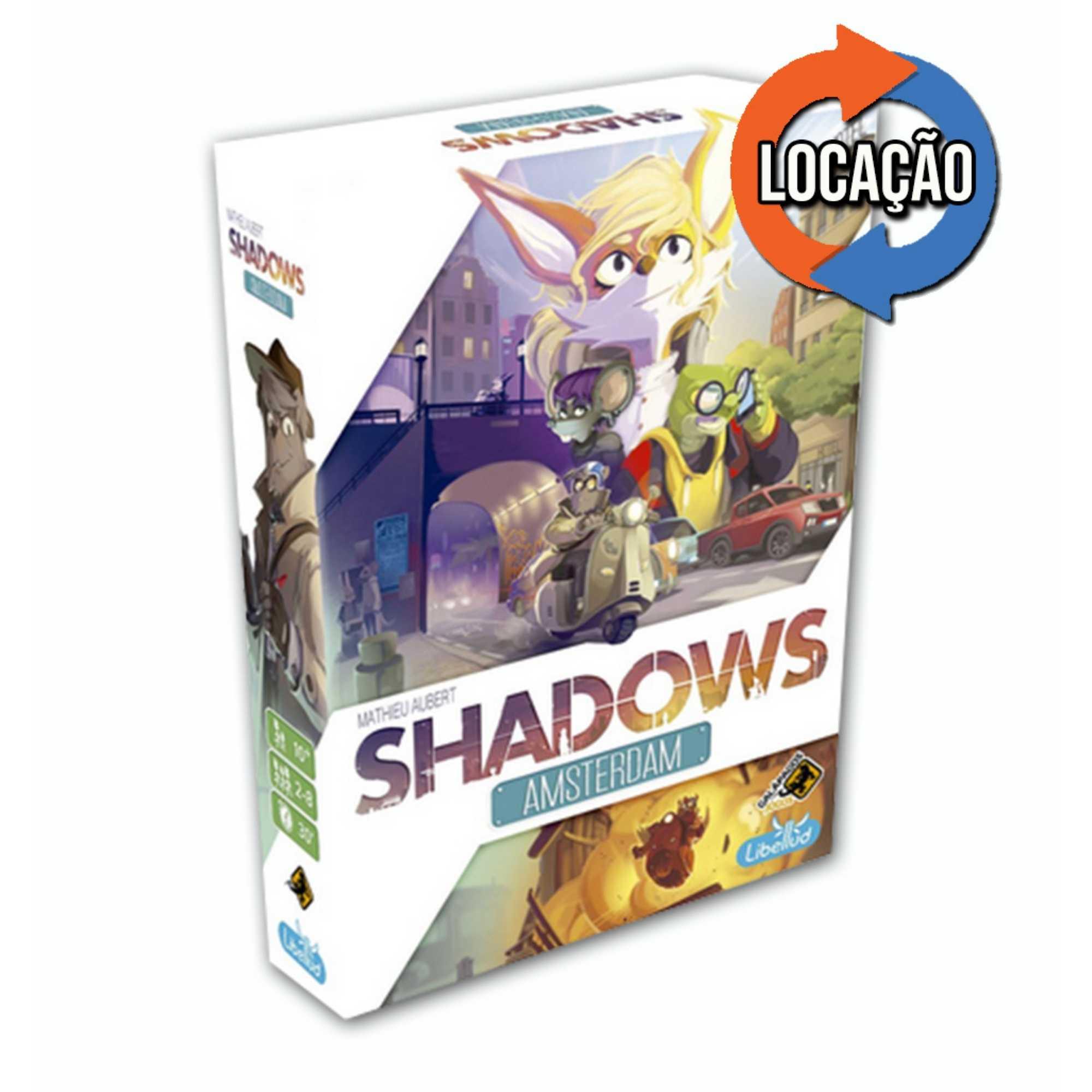 Shadows: Amsterdam (Locação)