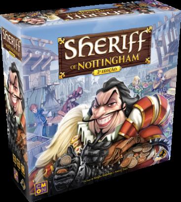 Sheriff of Nottingham - Segunda Edição