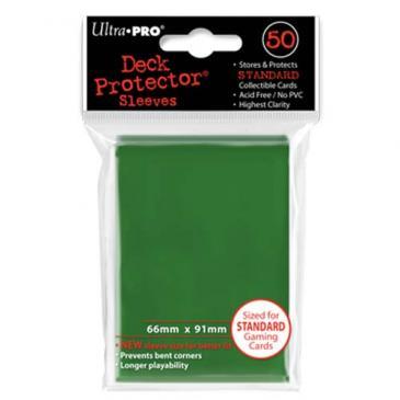 Solid Verde - 50 unid - Shield Protetor - Ultra Pro