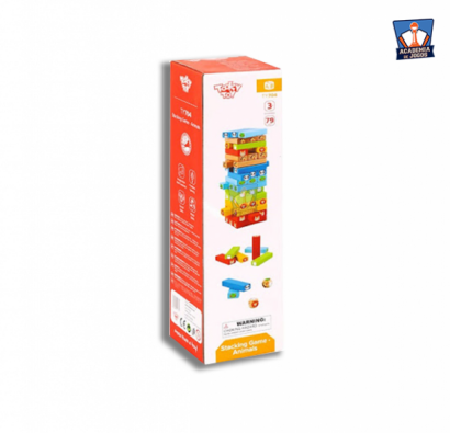 Stacking Game Animals - Tooky Toy