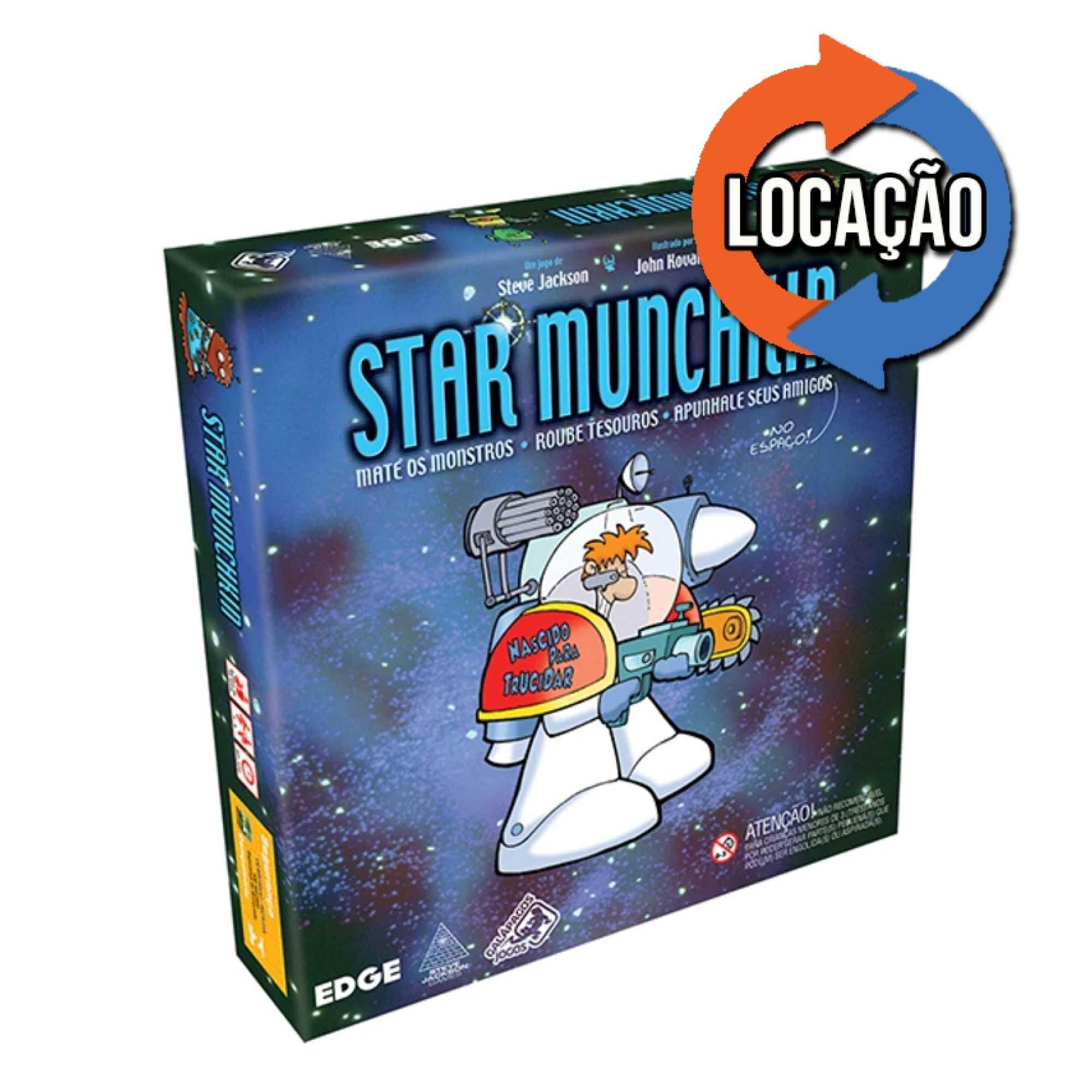 Star Munchkin (Locação)
